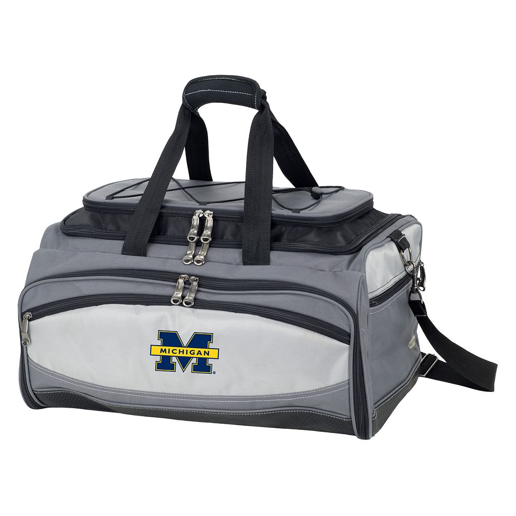 Michigan Wolverines 6-pc. Grill & Cooler Set