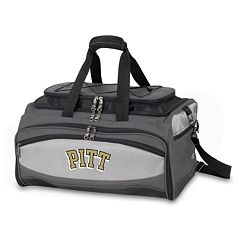 Pitt Panthers 6-pc. Charcoal Grill & Cooler Set