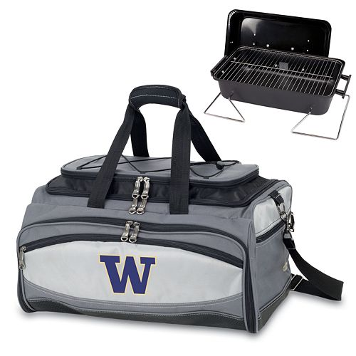 Washington Huskies 6-pc. Grill & Cooler Set