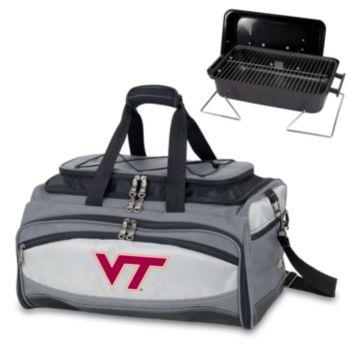 Virginia Tech Hokies 6-pc. Grill and Cooler Set