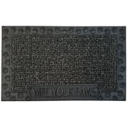AstroTurf Scraper Wipe Your Paws Doormat