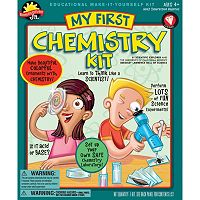 Scienfitic Explorer My First Chemistry Kit