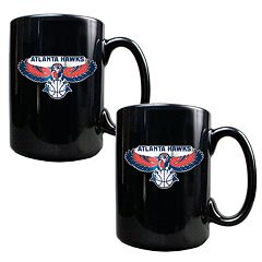 Atlanta Hawks 2-pc. Mug Set