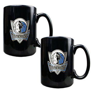 Dallas Mavericks 2-pc. Mug Set