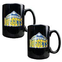 Denver Nuggets 2 pc Mug Set