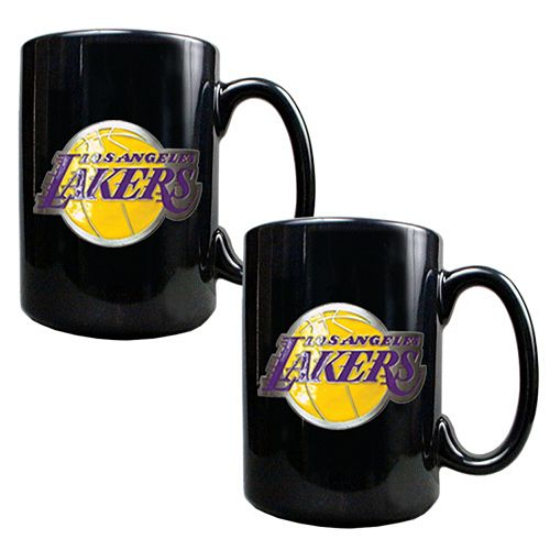 Los Angeles Lakers 2-pc. Mug Set