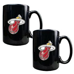 Miami Heat 2-pc. Mug Set