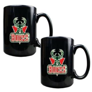 Milwaukee Bucks 2-pc. Mug Set