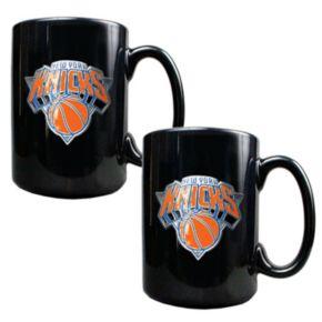 New York Knicks 2-pc. Mug Set