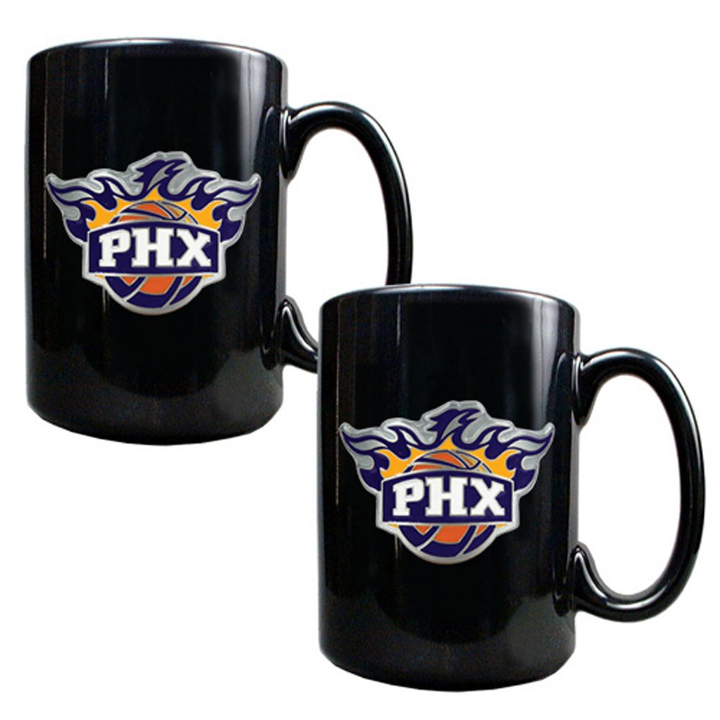 Phoenix Suns 2-pc. Ceramic Mug Set