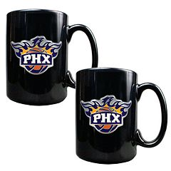 Phoenix Suns 2-pc. Ceramic Mug Set