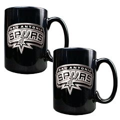 San Antonio Spurs 2-pc. Mug Set