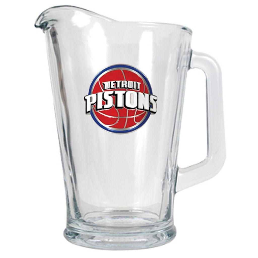 Detroit PistonsGlass Pitcher