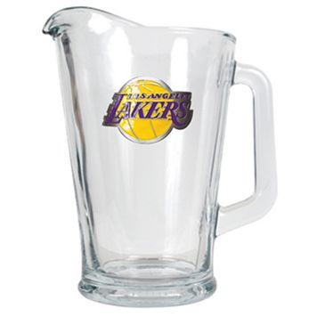 Los Angeles Lakers Glass Pitcher
