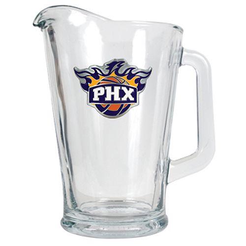Phoenix Suns Glass Pitcher