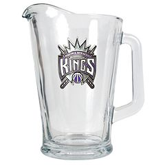 Sacramento KingsGlass Pitcher