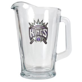 Sacramento Kings Glass Pitcher