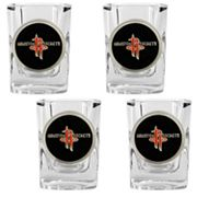 Houston Rockets 4-pc. Shot Glass Set