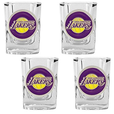 Los Angeles Lakers 4-pc. Shot Glass Set