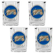 Philadelphia 76ers 4-pc. Shot Glass Set