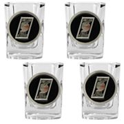 Portland Trail Blazers 4-pc. Shot Glass Set