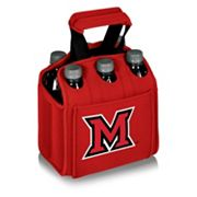 Miami University Redhawks Insulated Beverage Cooler