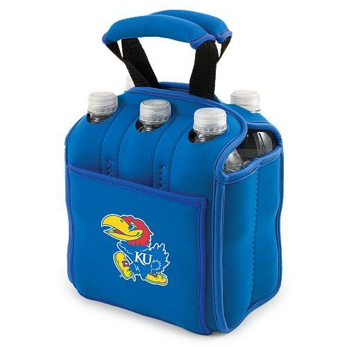 Kansas Jayhawks Insulated Beverage Cooler