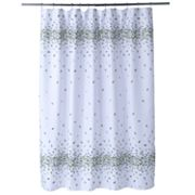 Apt. 9 Leafscape Fabric Shower Curtain