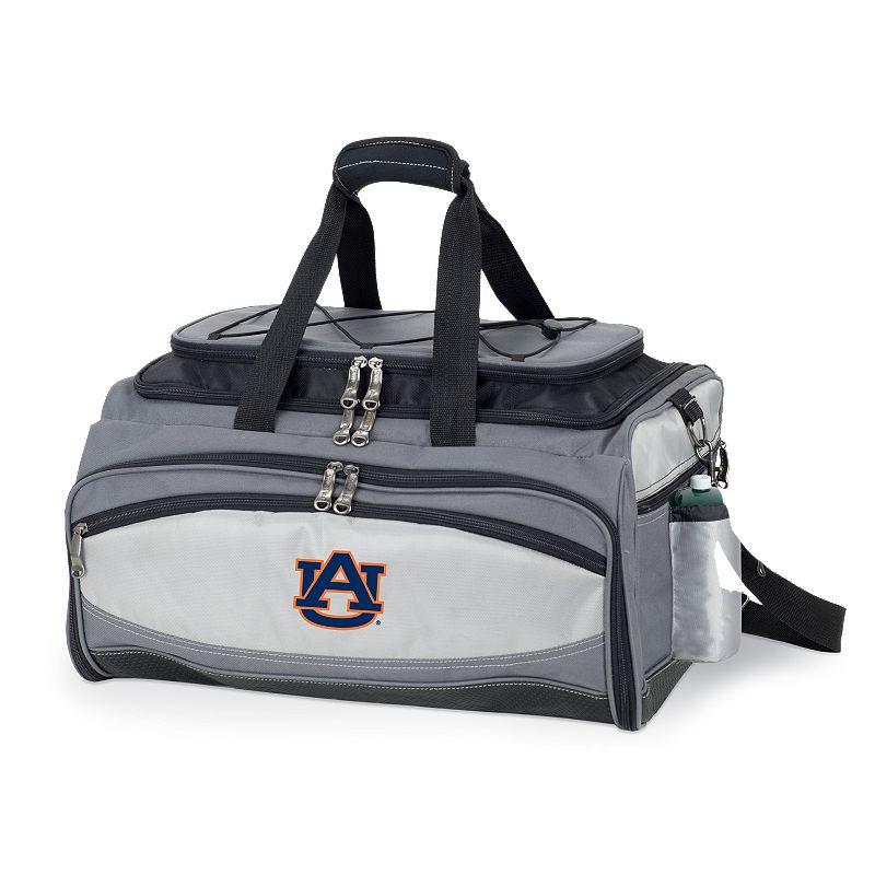Auburn Tigers 6-pc. Propane Grill & Cooler Set, Multicolor