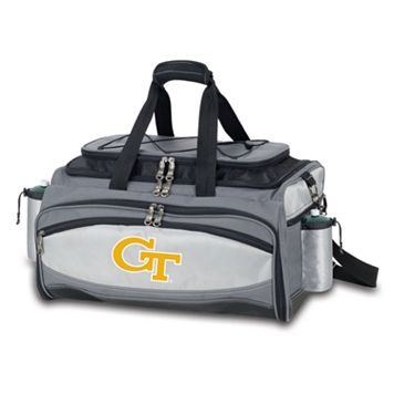 Georgia Tech Yellow Jackets 6-pc. Propane Grill & Cooler Set