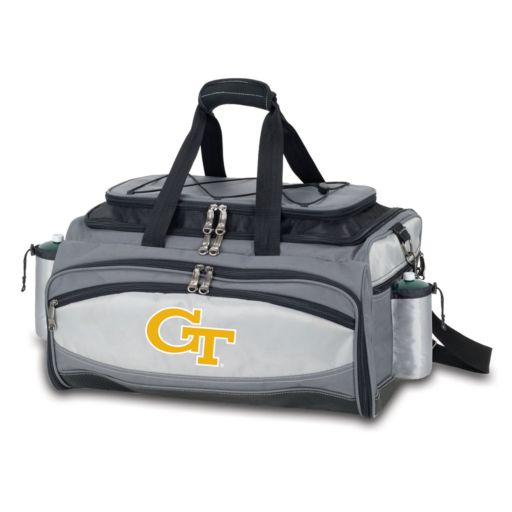 Georgia Tech Yellow Jackets 6-pc. Propane Grill & Cooler Set