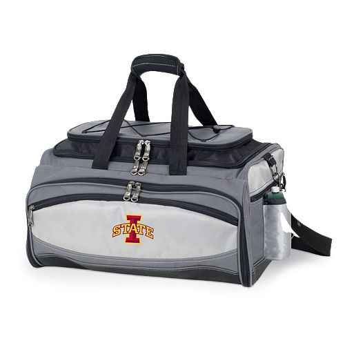 Iowa State Cyclones 6-pc. Propane Grill & Cooler Set