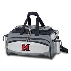Miami University Redhawks 6-pc. Grill& Cooler Set