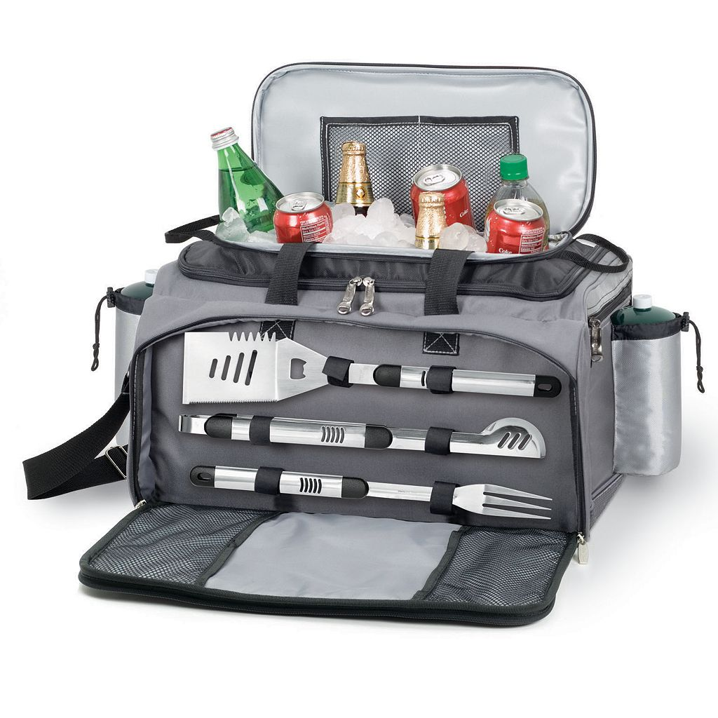 Miami University Redhawks 6-pc. Grill and Cooler Set