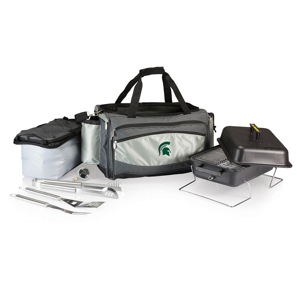 Michigan State Spartans 6-pc. Grill and Cooler Set