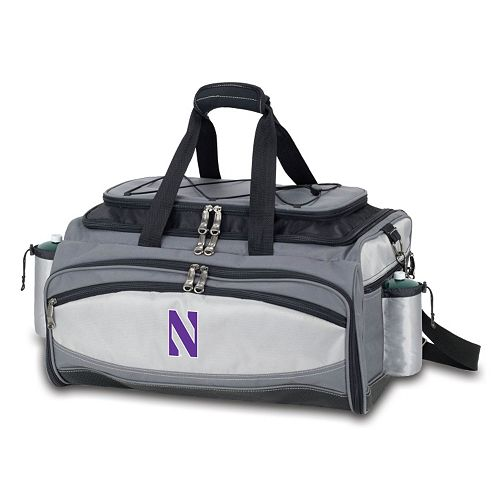 Northwestern Wildcats 6-pc. Propane Grill & Cooler Set