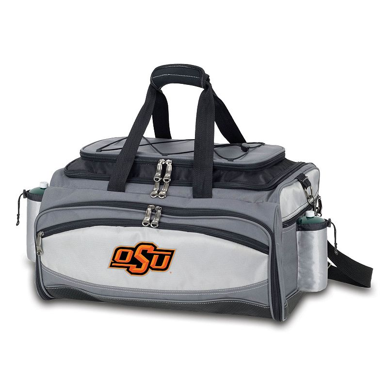 Oklahoma State Cowboys 6-pc. Propane Grill & Cooler Set, Multicolor