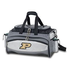 Purdue Boilermakers 6 pc Propane Grill & Cooler Set