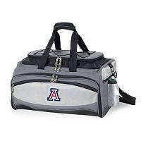 Arizona Wildcats 6 pc Propane Grill & Cooler Set
