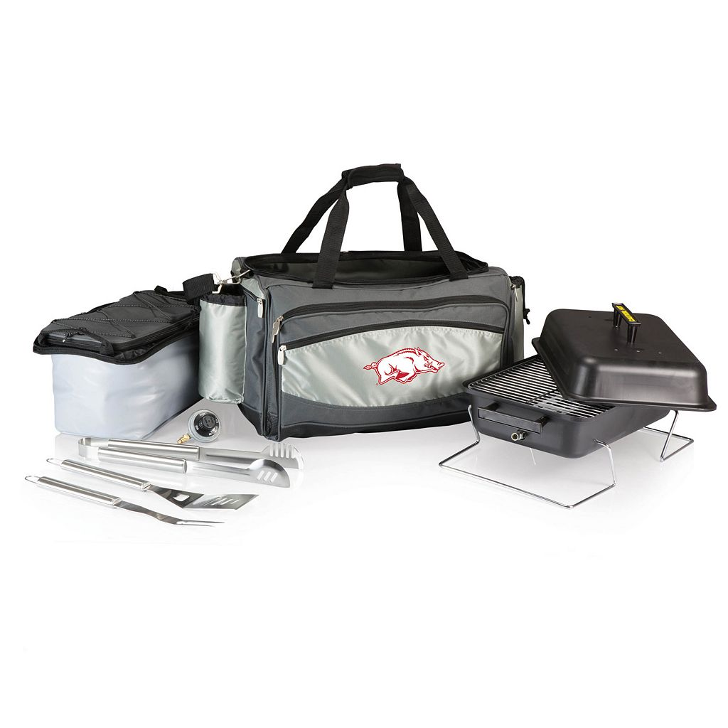 Arkansas Razorbacks 6-pc. Grill and Cooler Set