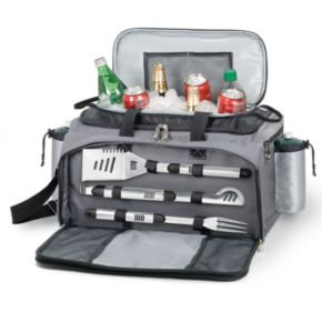 UConn Huskies 6-pc. Propane Grill & Cooler Set