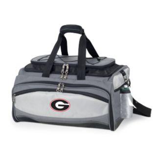 Georgia Bulldogs 6-pc. Propane Grill & Cooler Set