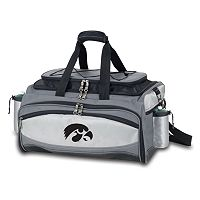 Iowa Hawkeyes 6-pc. Propane Grill & Cooler Set