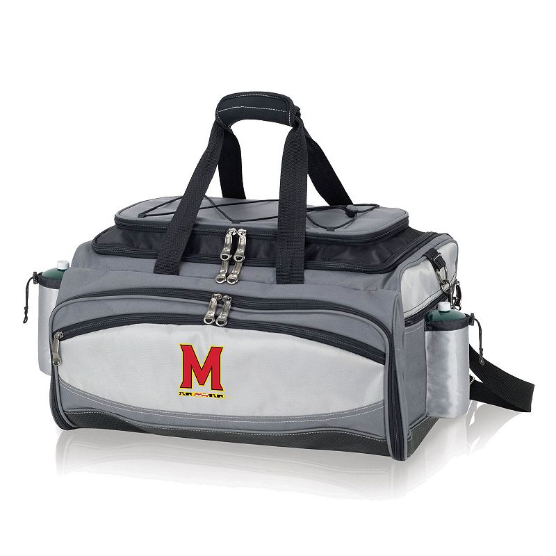Maryland Terrapins 6-pc. Propane Grill & Cooler Set, Multicolor