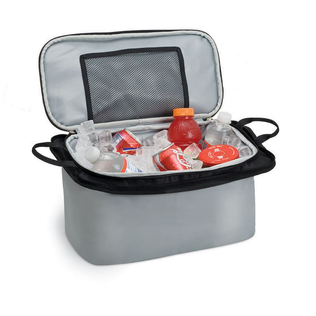 Miami Hurricanes 6-pc. Propane Grill & Cooler Set