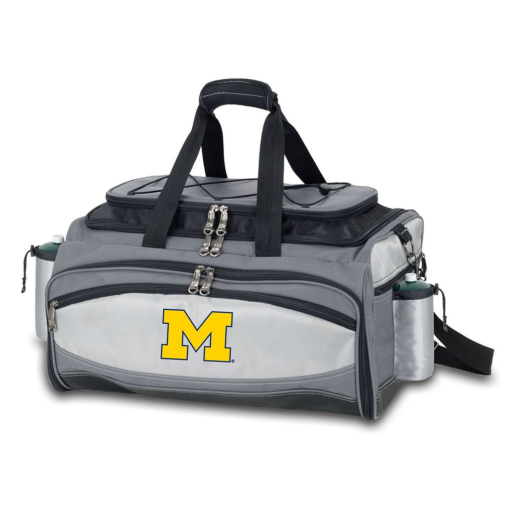 Michigan Wolverines 6-pc. Grill& Cooler Set