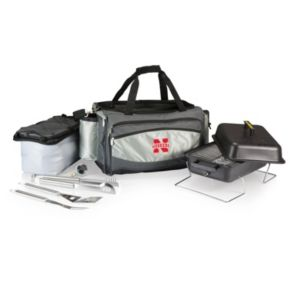 Nebraska Cornhuskers 6-pc. Propane Grill & Cooler Set
