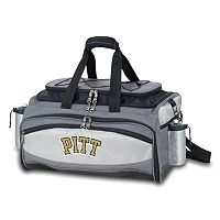 Pitt Panthers 6-pc. Propane Grill & Cooler Set