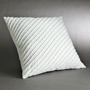 Simply Vera Vera Wang Sky Pintuck Decorative Pillow