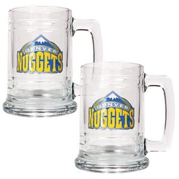 Denver Nuggets 2-pc. Tankard Set